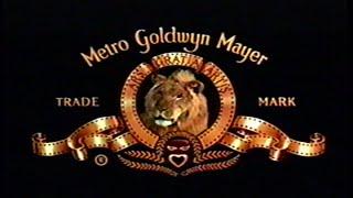 getlinkyoutube.com-Metro Goldwyn Mayer (1997) Company Logo (VHS Capture)