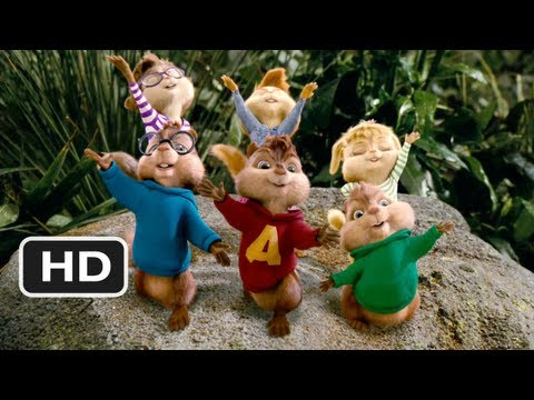 Alvin and the Chipmunks: Chipwrecked (2011) Exclusive Trailer HD