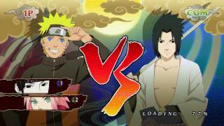 getlinkyoutube.com-Naruto Shippuden Ultimate Ninja Storm Generations  - DEMO