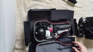 getlinkyoutube.com-DJI Osmo + Plus Unboxing with accessories