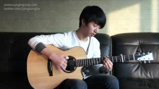 (Adele) RolIing In The Deep - Sungha Jung