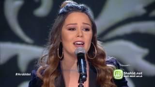 getlinkyoutube.com-Arab Idol – العروض المباشرة – كوثر براني – وحشتني