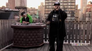 Bun b - Trillionaire (rooftop session)