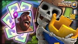 "getlinkyoutube.com-Clash Royale ""WIN EVERY TIME!"" BEST Arena 6 & Arena 7 Deck Strategy! (Pro/Beginner Tips)"