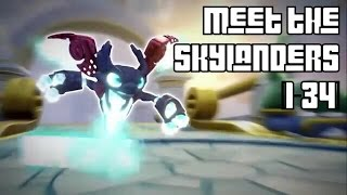 getlinkyoutube.com-Skylanders Superchargers: Meet the Skylanders (1-34) (Part 1)