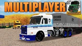 getlinkyoutube.com-Grand Truck Simulator Multiplayer - SKIN SCANIA 113H + BITREM