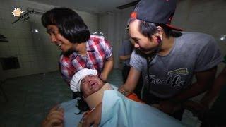 getlinkyoutube.com-iScream ep9/1 เกรียนระทึก!! โรงพยาบาลผีคลั่ง