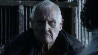 getlinkyoutube.com-Aemon Targaryen reveals his identity to Jon Snow