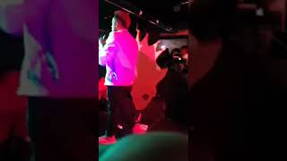 Trevor Dongo live at Zim connect  Birmingham
