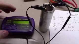 getlinkyoutube.com-Testing Capacitors - Simplified and Explained - BG029