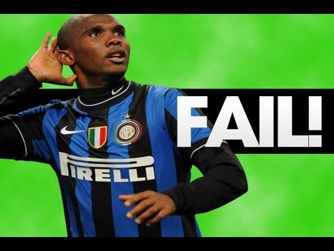 FIFA 12 FAIL Compilation! #2