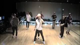 getlinkyoutube.com-Big Bang Dance Practice - Fantastic Baby