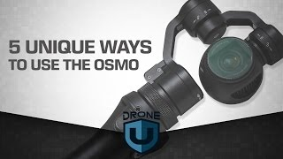 5 Unique Ways To Use The Osmo