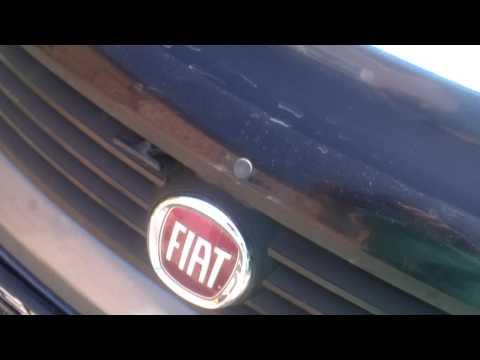 Фиат Альбеа , писк, свист во время пуска двигателя.