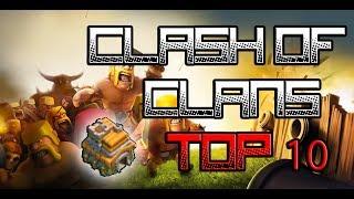 getlinkyoutube.com-Clash Of Clans - Top 10 Muni. Lv 7