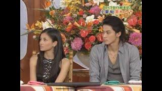 黒木メイサ&小栗旬 2007 ①