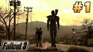 Fallout 3 - Ep.1 : L'abri 101 - Playthrough FR HD par Fanta