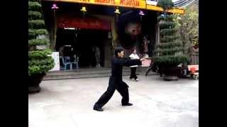getlinkyoutube.com-太極掌132式  ***  Thái Cực Chưởng *** Tai Chi Jeung 132 postures