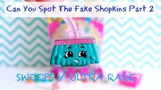 getlinkyoutube.com-Shopkins Season 3 & 2 Can You Spot The Fake Shopkins? Part 2