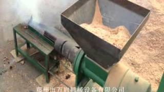charcoal making process