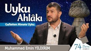 getlinkyoutube.com-Gafletten Nimete Uyku (Uyku Ahlakı) / Muhammed Emin Yıldırım (74. Ders)