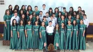 Corul de copii Dynamis  -  concert umanitar