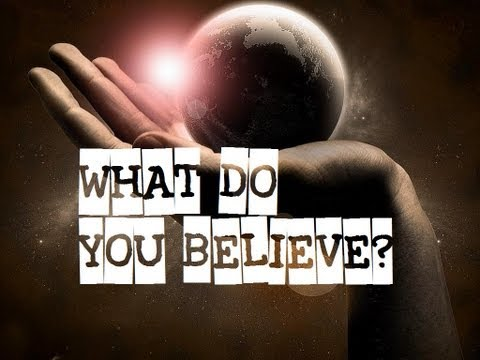 What You Believe! - Law Of Attraction - Part 1 - (Success is just a thought away!)