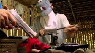 getlinkyoutube.com-Underworld Inc: Illegal Hand Made Colt 1911 Pistols Ghost Gun