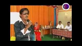 getlinkyoutube.com-Purudu Program - Comedy by - Sadaiah Radandi