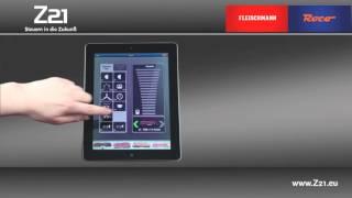 getlinkyoutube.com-Roco Z21 DCC Wireless Digital System