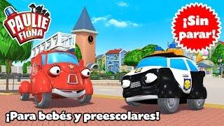getlinkyoutube.com-Paulie y Fiona - ¡Sin parar! Animación infantil de larga duración Bundle 01