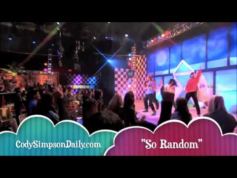 "Cody Simpson ""So Random"" FULL Clip [HD]"