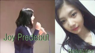 getlinkyoutube.com-Red Velvet Joy Predebut Compilation | REDVELUTION