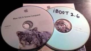 getlinkyoutube.com-Installing Mac OS X Snow Leopard 10.6 - 10.6.6 - ASUS P7P55D - iBoot 2.6 + MultiBeast 3.0.3