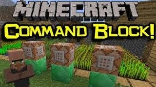 getlinkyoutube.com-How To Use Command Blocks On Minecraft 1.8.8