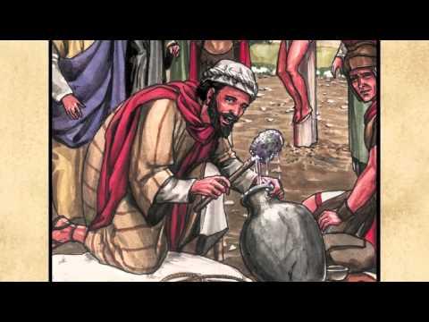 Slide Kematian Yesus di salib
