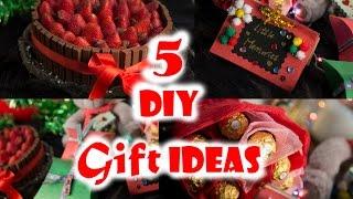 """getlinkyoutube.com-5 DIY Gift Ideas خمس افكار """"سهلة و بسيطة"""" لصنع هدية لمن تحب"""