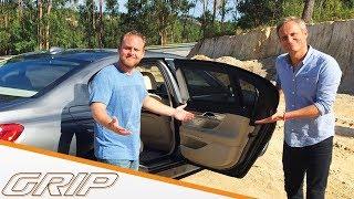 getlinkyoutube.com-Axel Stein und Matthias Malmedie testen den neuen 7er BMW - GRIP - Folge 336 - RTL2
