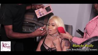 Blanche Bailly- BonBon [ Behind the scenes ]