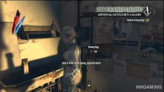 getlinkyoutube.com-Dishonored - walkthrough part 3 no commentary HD Stealth gameplay dishonored walkthrough gameplay