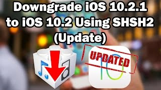 getlinkyoutube.com-UPDATE: Downgrade iOS 10.2.1 to iOS 10.2 Unsigned Using Prometheus on iPhone, iPod touch, or iPad