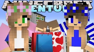 getlinkyoutube.com-Minecraft-Little Kelly Adventures-GOING TO THE MALL w/Little Carly.