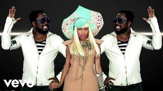 getlinkyoutube.com-will.i.am, Nicki Minaj - Check It Out