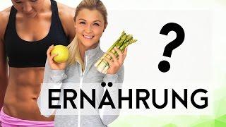 getlinkyoutube.com-Die BESTE Ernährungsweise | BIKINI FIGUR | Sophia Thiel
