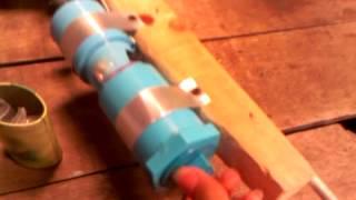 getlinkyoutube.com-ปืนท่อ pvc (ทดสอบการยิง2 ลูกแก้ว) ลิงค์บอกวิธีการทำใหม่อยู่ใต้คลิป