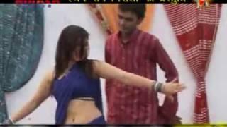Hot Couple Masti Bedroom Video   Bahari Bichona Bichai   Bhojpuri Sexy Top Song