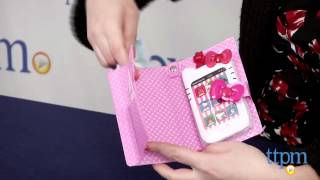 getlinkyoutube.com-Hello Kitty Play Date Cell Phone from Cartwheel Kids
