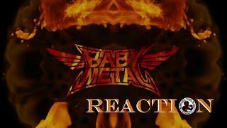 getlinkyoutube.com-BABYMETAL - Road of Resistance (Live in Japan): REACTION