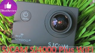 getlinkyoutube.com-✔ SJCAM SJ4000 Plus - обзор новой экшен камеры! Unboxing. Gearbest