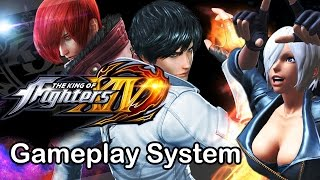 getlinkyoutube.com-KOFXIV Gameplay System (Playstation Experience Build)